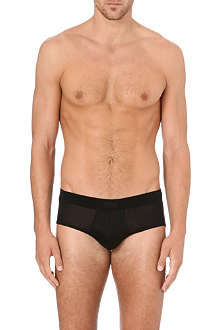 HUGO BOSS Logo jersey briefs