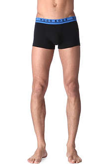 HUGO BOSS Pack of three stretch-cotton trunks