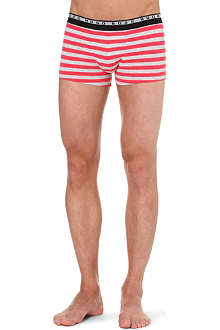 HUGO BOSS Innovation striped trunks