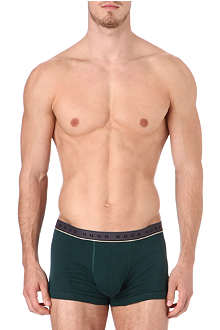 HUGO BOSS Cotton trunks pack of two