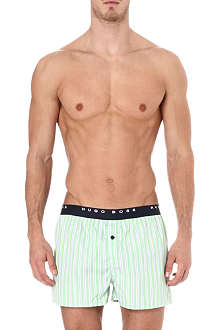 HUGO BOSS Pack of two striped boxers