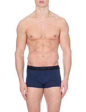HUGO BOSS Logo waistband trunks