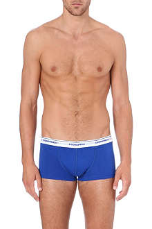 D SQUARED Contrast waistband trunks