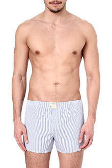 D SQUARED Bold striped boxers