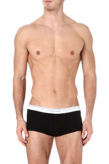 D SQUARED Stretch-cotton trunks