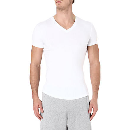 D SQUARED V-neck t-shirt (White