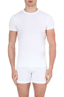D SQUARED Basic jersey t-shirt pack of 2
