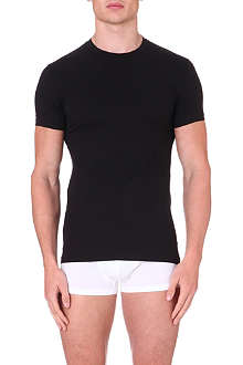 ZIMMERLI Short-sleeved jersey t-shirt
