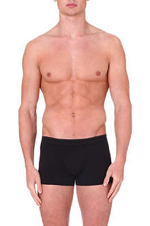 ZIMMERLI Cotton-blend trunks