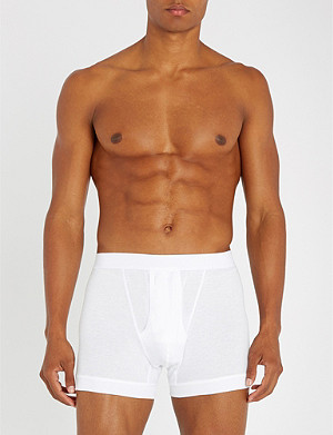 ZIMMERLI Royal classic cotton boxers
