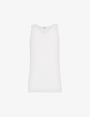 ZIMMERLI Cotton vest
