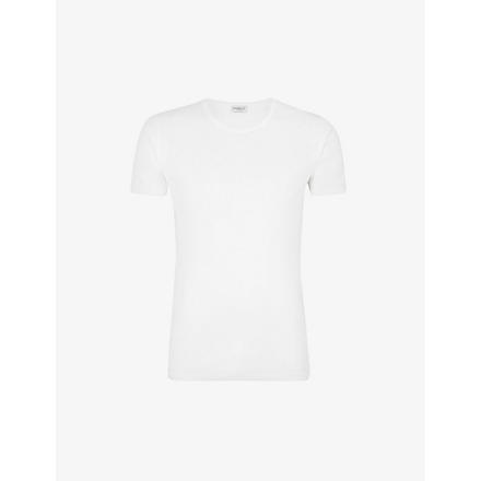 ZIMMERLI Crew-neck cotton t-shirt (White