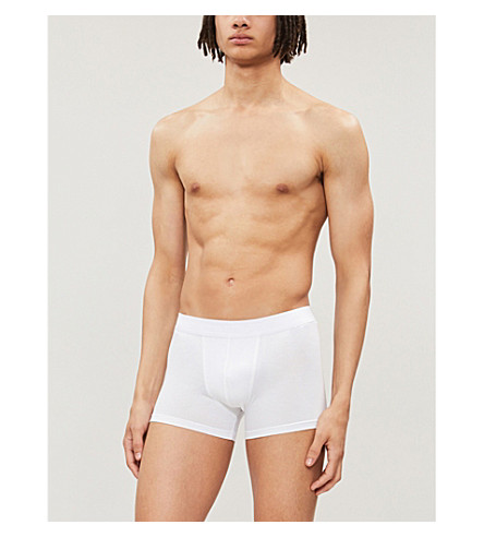 ZIMMERLI Micromodal trunks (White+01