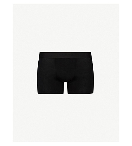 ZIMMERLI Micro-modal trunks (Black