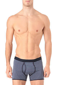SUNSPEL Q82 stripe low waist trunks