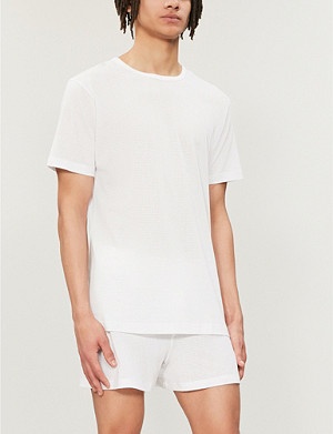 SUNSPEL Q14 cellular cotton t-shirt