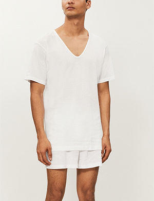 SUNSPEL V-neck t-shirt