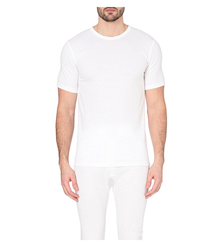 SUNSPEL Thermal t-shirt (White