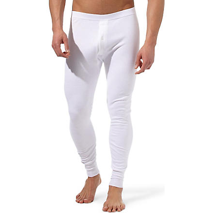 SUNSPEL Thermal trousers (White