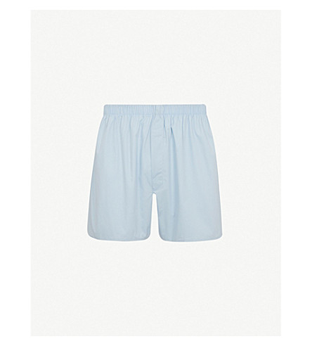 SUNSPEL Classic relaxed-fit boxers (Blue