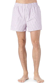 SUNSPEL Narrow stripe boxer shorts
