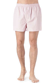 SUNSPEL Fine stripe boxer shorts