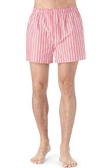 SUNSPEL Bold stripe boxer shorts