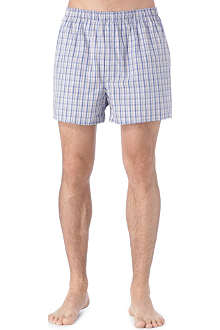 SUNSPEL Check boxer shorts