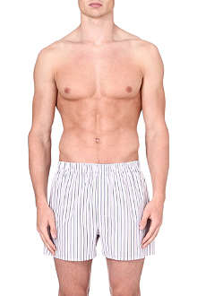 SUNSPEL Striped boxer shorts