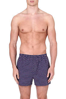 SUNSPEL Tudor Floral boxer shorts