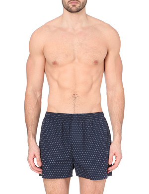 SUNSPEL Circle-print boxers