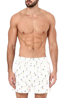 SUNSPEL Sun rocket astronaut boxers