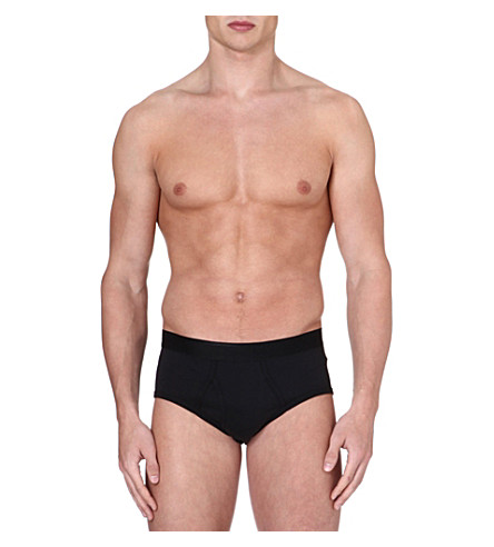 SUNSPEL Superfine briefs (Black