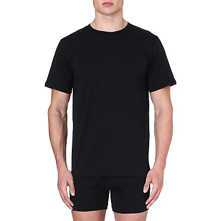 SUNSPEL Superfine t–shirt (Black