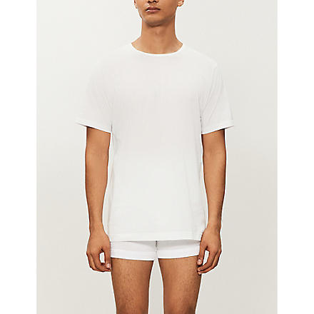 SUNSPEL Superfine t–shirt (White