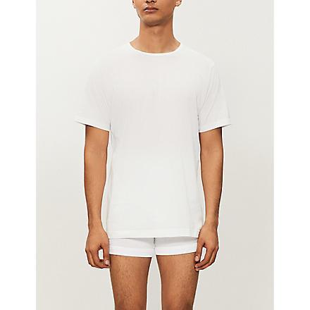SUNSPEL Superfine t–shirt (White