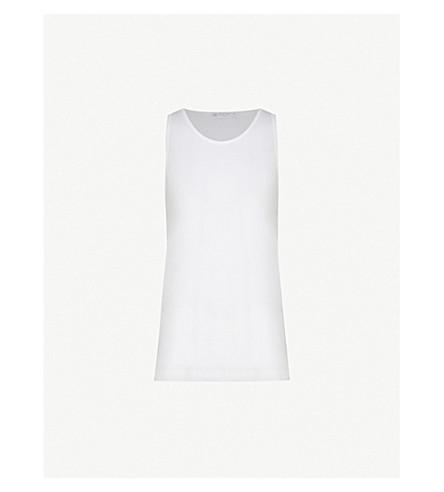 SUNSPEL Superfine vest (White