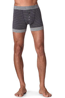 PAUL SMITH Striped trunks