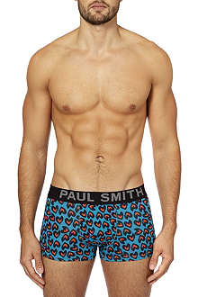 PAUL SMITH Heart-print trunks