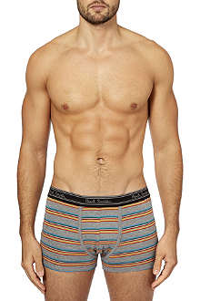 PAUL SMITH Alternate stripe trunks