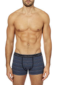 PAUL SMITH Multi-check four-button trunks