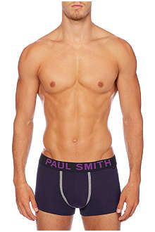 PAUL SMITH Text-print trunks