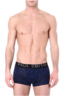 PAUL SMITH Paisley-printed trunks