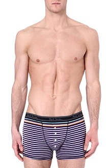 PAUL SMITH Thin-striped trunks