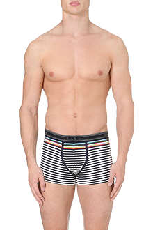 PAUL SMITH Striped cotton boxer shorts
