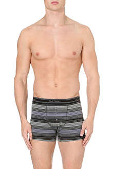PAUL SMITH Tonal striped boxer shorts