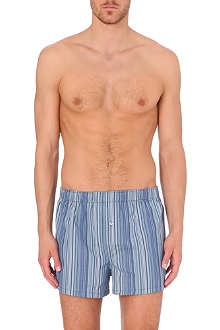 PAUL SMITH Multi-stripe slim-fit boxer shorts