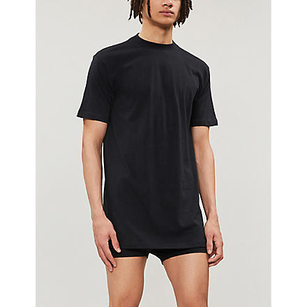 HOM Cotton t-shirt (Black
