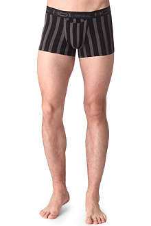 HOM Francis striped maxi trunks