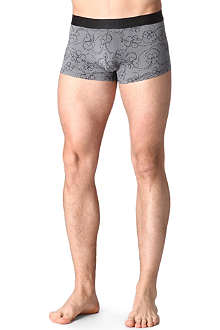 HOM Fleur stretch trunks